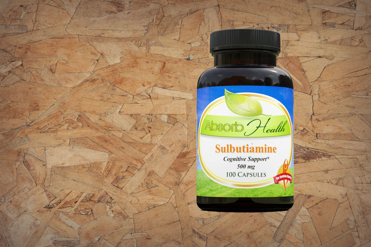 All That You Need To Know About Sulbutiamine