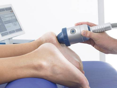 Extracorporeal Shockwave Therapy for Plantar Fasciitis disorder