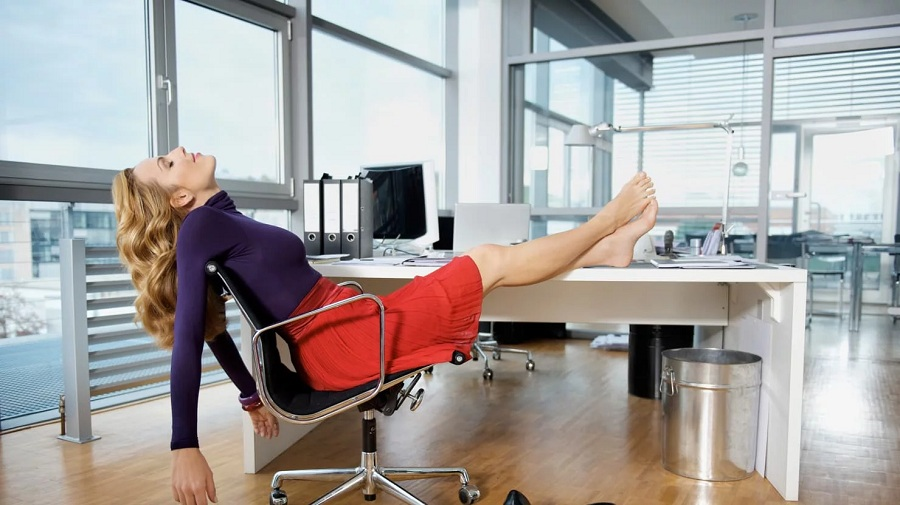Are you sitting right or ruining your back?