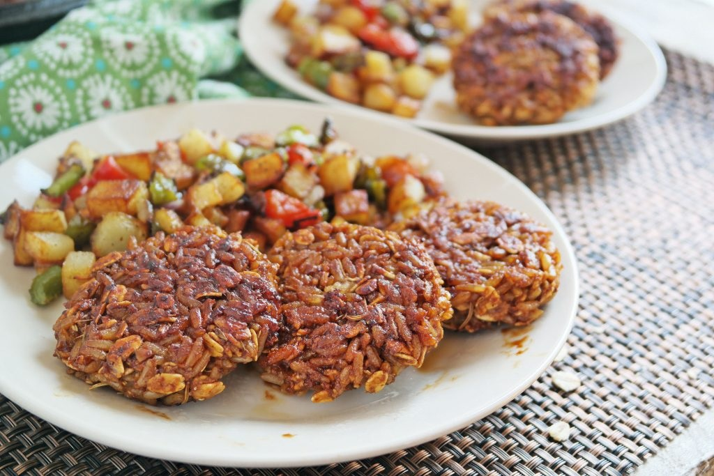 Breakfast Seitan Sausage Patties