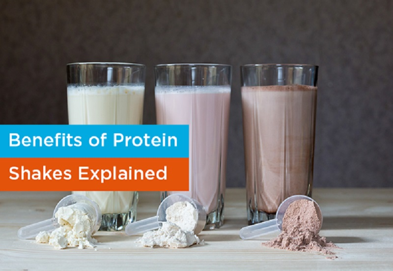 Benefits of Protein Shakes Explained