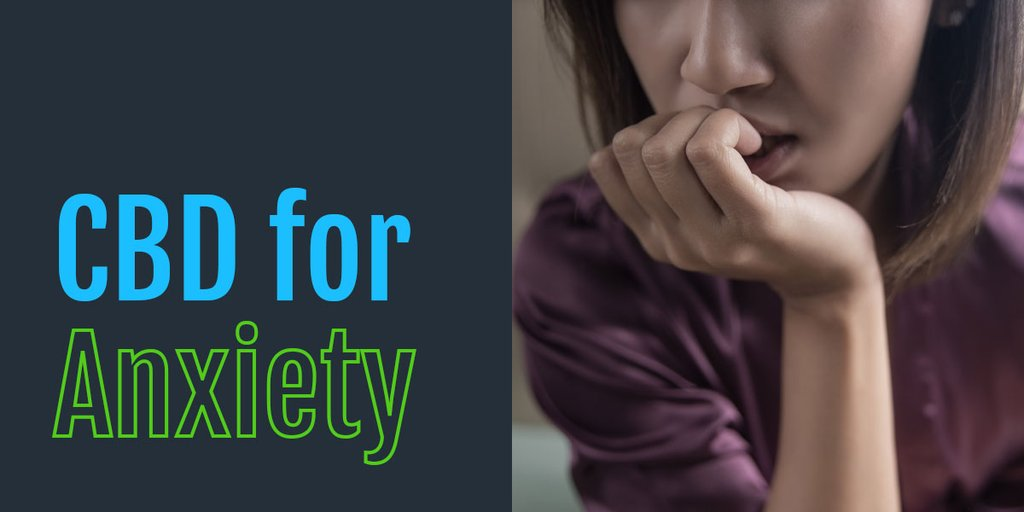 How CBD Can Help With Anxiety