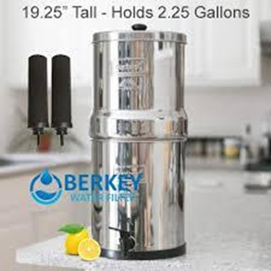 Do Berkey water purifiers remove Fluoride?