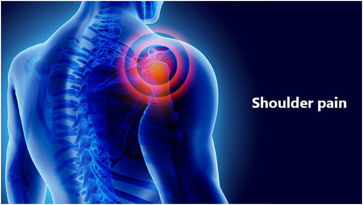 What is the cure for shoulder pain?