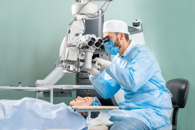 Botched up cataract surgeries: Complications and role of expert witnesses